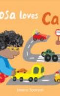 Rosa Plays Cars