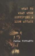 What to Wear When Surviving a Lion Attack