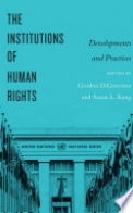 Institutions of Human Rights