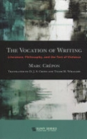 The Vocation of Writing