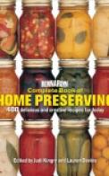 Bernardin Complete Book of Home Preserving