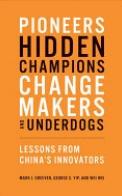 Pioneers, Hidden Champions, Changemakers, and Underdogs