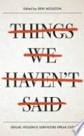 Things We Haven't Said