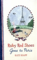 Ruby Red Shoes Goes to Paris