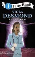 I Can Read Fearless Girls #3: Viola Desmond