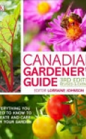 Canadian Gardener's Guide 3rd Edition
