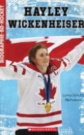 Biographie-BD-Hockey : Hayley Wickenheiser