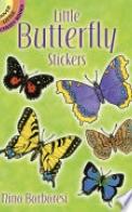 Little Butterfly Stickers