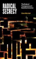 Radical Secrecy, Volume 60