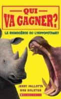 Qui Va Gagner? le Rhinocéros Ou L'hippopotame?
