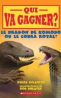Qui Va Gagner? Le Dragon de Komodo Ou Le Cobra Royal?