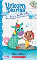 Bo and the Merbaby: A Branches Book (Unicorn Diaries #5), Volume 5