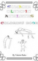 Summer Olympic Athletes Coloring Book
