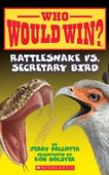 Rattlesnake Vs. Secretary Bird (Who Would Win?)