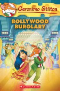 Bollywood Burglary (Geronimo Stilton #65)