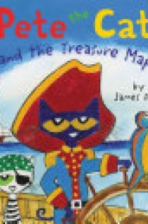 Pete the Cat and the Treasure Map