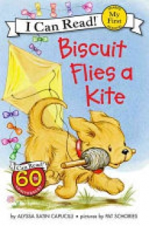 Biscuit Flies a Kite