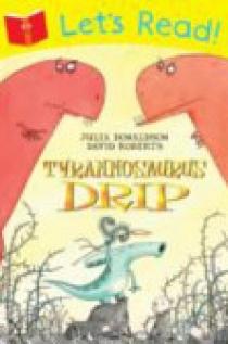 Let's Read! Tyrannosaurus Drip
