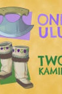 One Ulu, Two Kamiik (English)