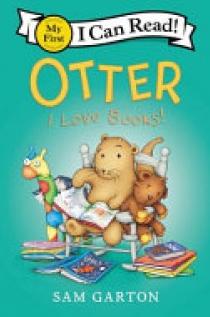 Otter: I Love Books!