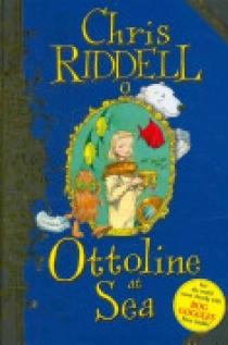 Ottoline at Sea. Chris Riddell
