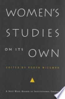 Women's Studies on Its Own