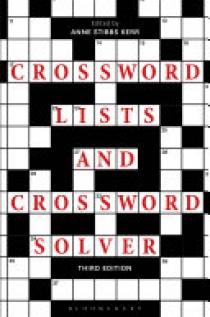 Crossword Lists & Crossword Solver