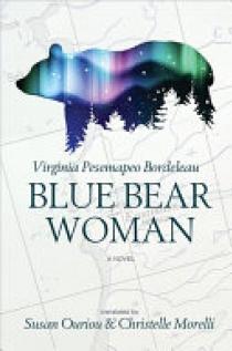 Blue Bear Woman
