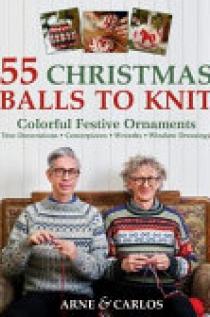 55 Christmas Balls to Knit