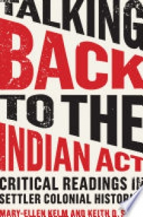 Talking Back to the Indian Act