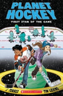 Planet Hockey: First Star of the Game