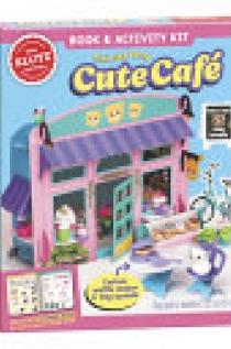 Mini Clay World Cute Café