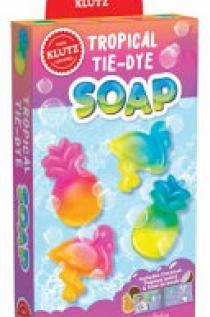 Klutz: Tropical Tie-Dye Soap