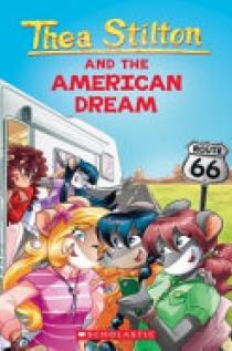 The American Dream (Thea Stilton #33), Volume 33
