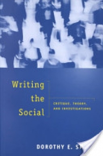 Writing the Social