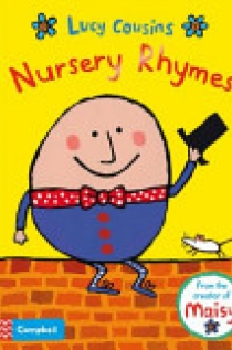 Lucy Cousins Nursery Rhymes Book 1 Board Book