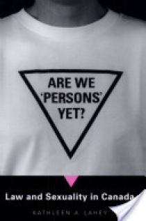 Are We 'Persons' Yet?