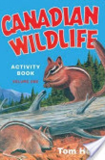 Canadian Wildlife Activity Book