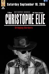 Marvest: Christophe Elie - Bridging Borders