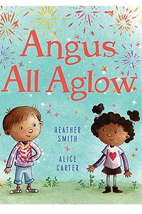 Angus All Aglow, a Picture Book, Book Launch with Illustrator Alice Carter