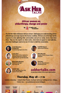 Ask Her Talks: African Women on Philanthropy, Change and Power