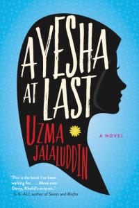 Ayesha At Last Reading with the author Uzma Jalaluddin