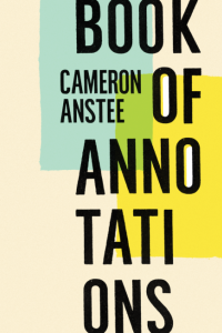 Book of Annotations: Ottawa Launch