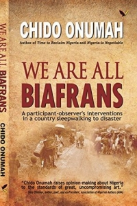 Reading by Nigerian-Canadian author, journalist and activist, Chido Onumah