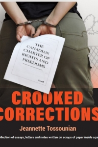 Official Launch of Crooked Corrections with author Jeannette Tossounian