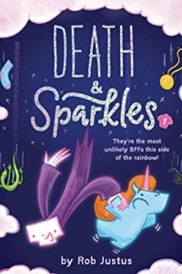 Book Signing: Death & Sparkles with Rob Justus