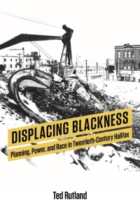 Displacing Blackness Book Launch with the Author Ted Rutland in Conversation with Heather Dorries
