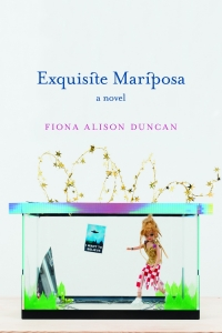 Book Launch: Exquisite Mariposa by Fiona Alison Duncan