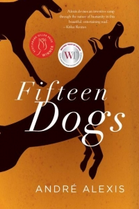 Book Club: Fifteen Dogs by Andre Alexis