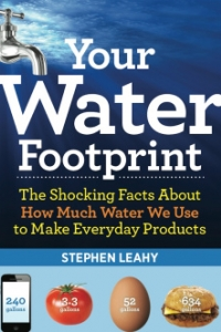 Your Water Footprint Book Launch with Stephen Leahy